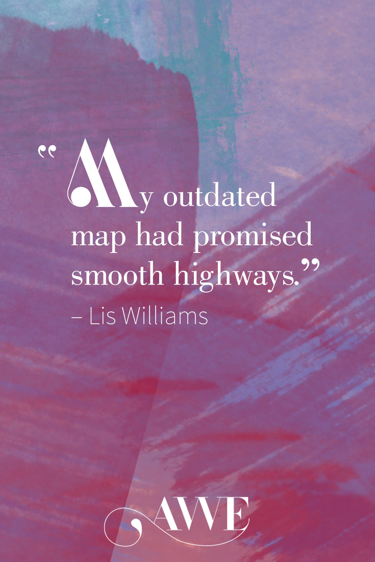 My-oudated-map-Lis-Williams-quote